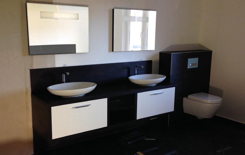 Exklusive Badezimmermöbel bau hochwertigen und individuellen badmöbeln